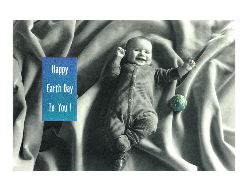 Happy Earth Day To You