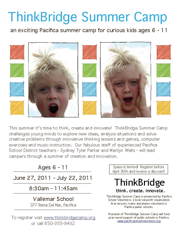 ThinkBridge Flyer