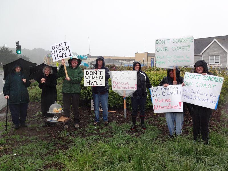 PH1A rally in the rain 3-29-14