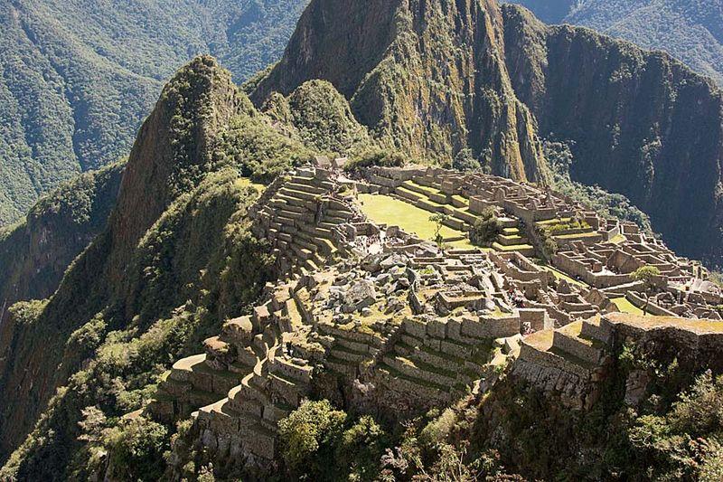 17-Machu Picchu