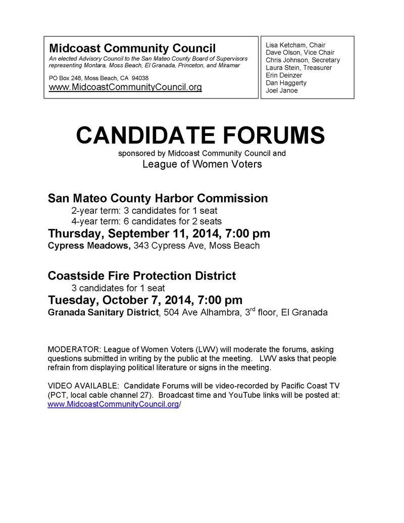 2014-09-11-CandidateForums
