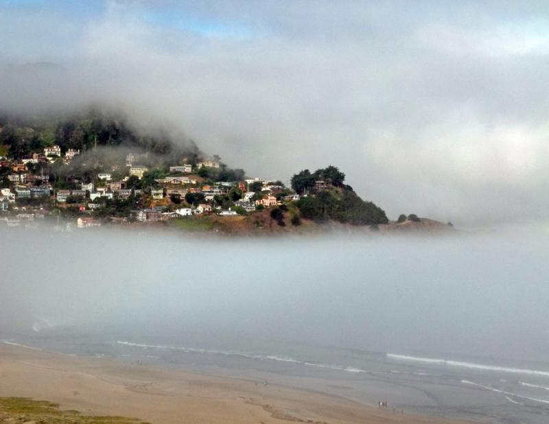 Walker_Fog Over Pedro Point