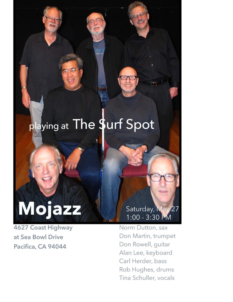 Surf Spot poster5.27.17