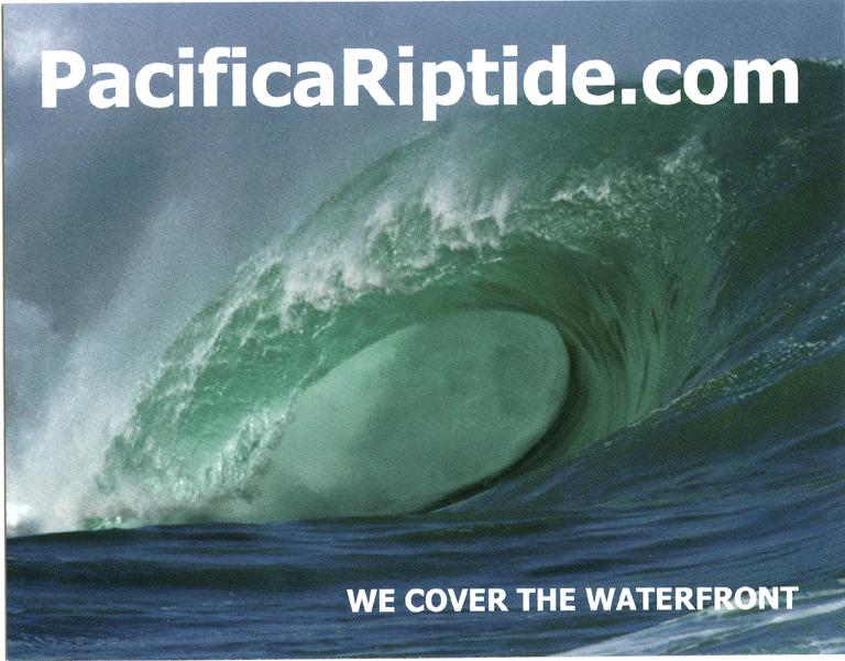 Riptide wave