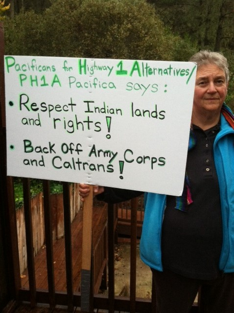 PH1A protest sign