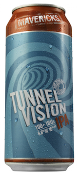 Tunnel vision beer