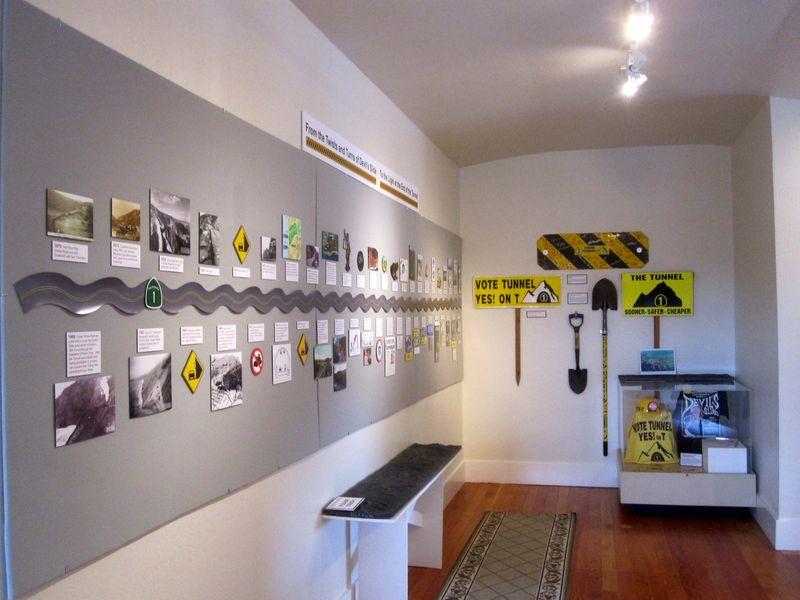 PCHM Devils Slide Tunnel exhibit pic 1