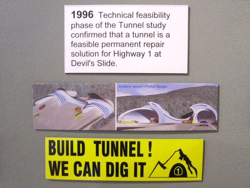 PCHM Devils Slide Tunnel exhibit pic 3