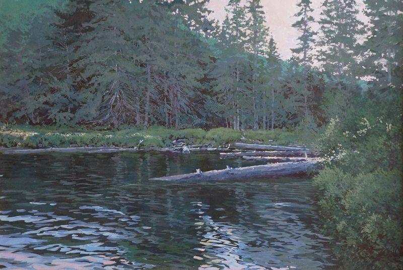2004-002_Castle_Lake_Evening