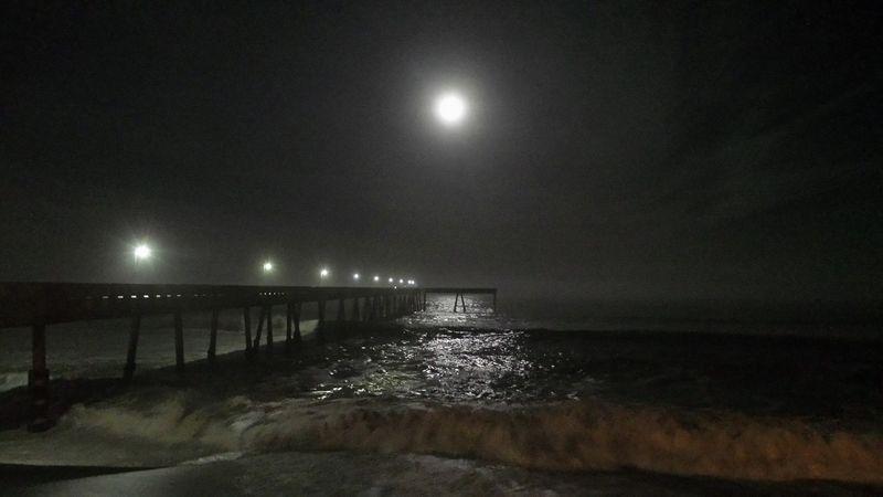 Moon Set 2-22-16