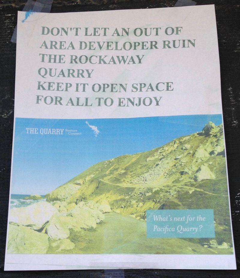 Don't let developer ruin quarry