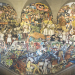 Mexico 03 Mexico City Diego Rivera mural