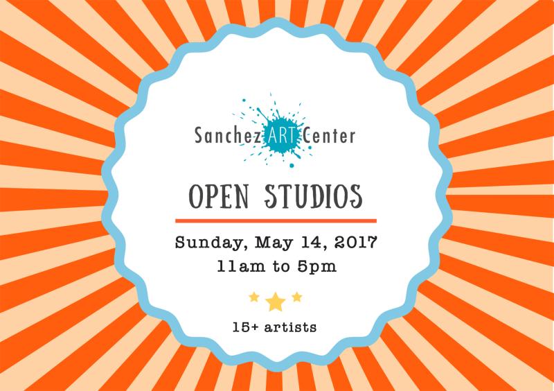 Front_Open Studios card