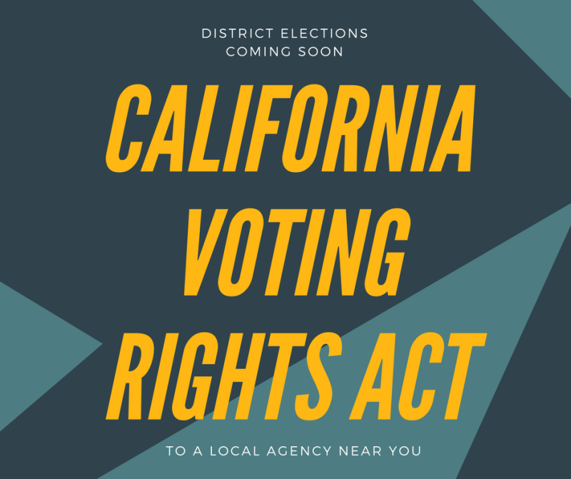 California Voting Rights Act