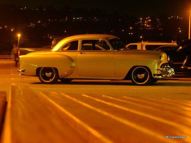 Bad-ass old car