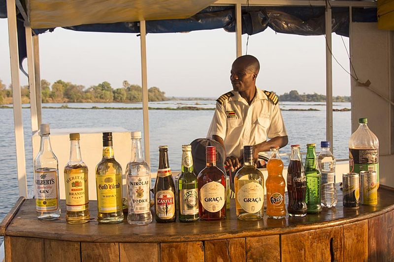 9-Vic Falls sunset cruise