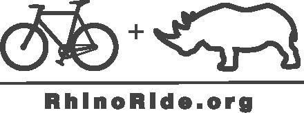 BikeRhinoLogoDarkGrey