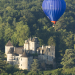 9-Fayrac chateau with balloon
