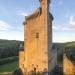 12-Chateau de Commarque sunset