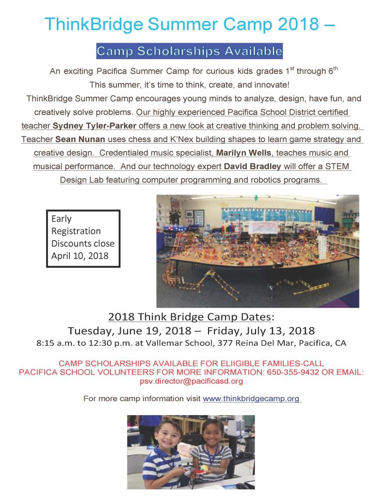 TBC Scholarship Flyer 3 29 2018