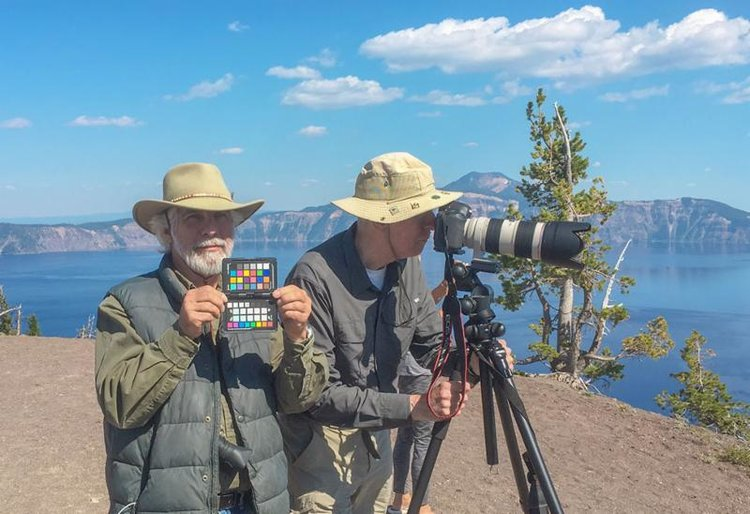 Crater-lake-color-checker-IMG_1759