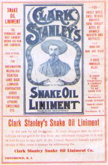 220px-Clark_Stanley's_Snake_Oil_Liniment