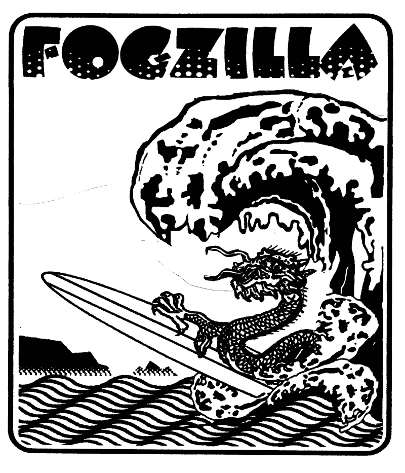 Fogzilla surf copy