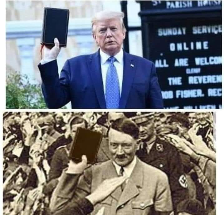 TrumpHitler
