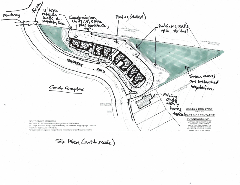 Vista Mar site plan_07312020