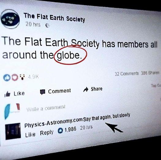 Global Flat Earth Soc