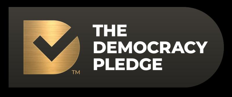 Thedemocracypledge