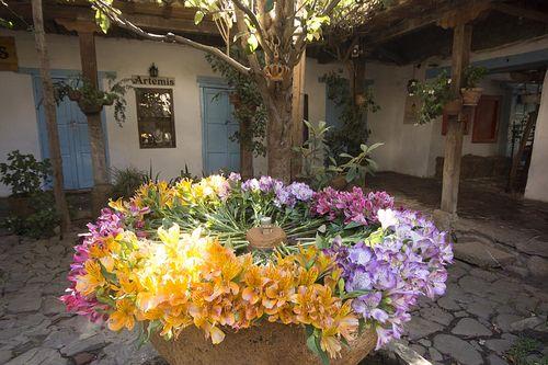 11-Villa de Leyva courtyard