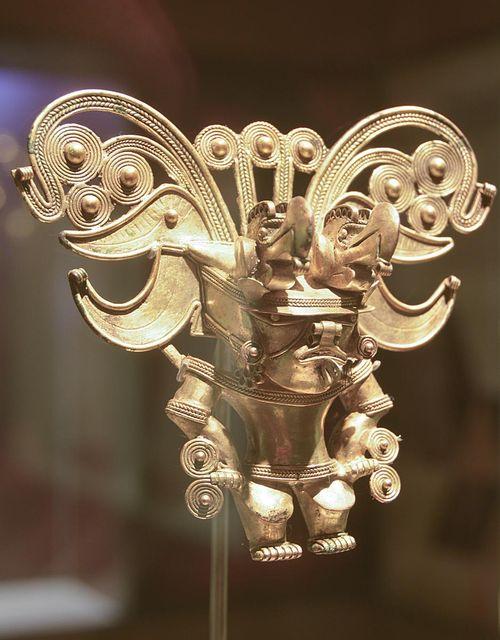 2-Santa Marta Museo del Oro