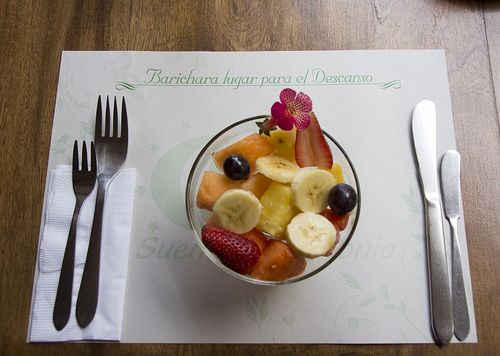 20-Barichara breakfast fruit