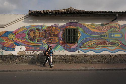 3-Bogota street art