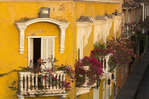 3-Cartagena colonial mansion