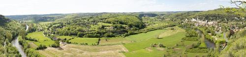 6-Les Eyzies Panorama